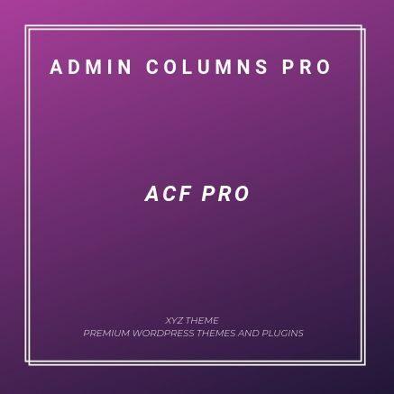 Advanced Custom Fields (ACF) Pro 5 8 3