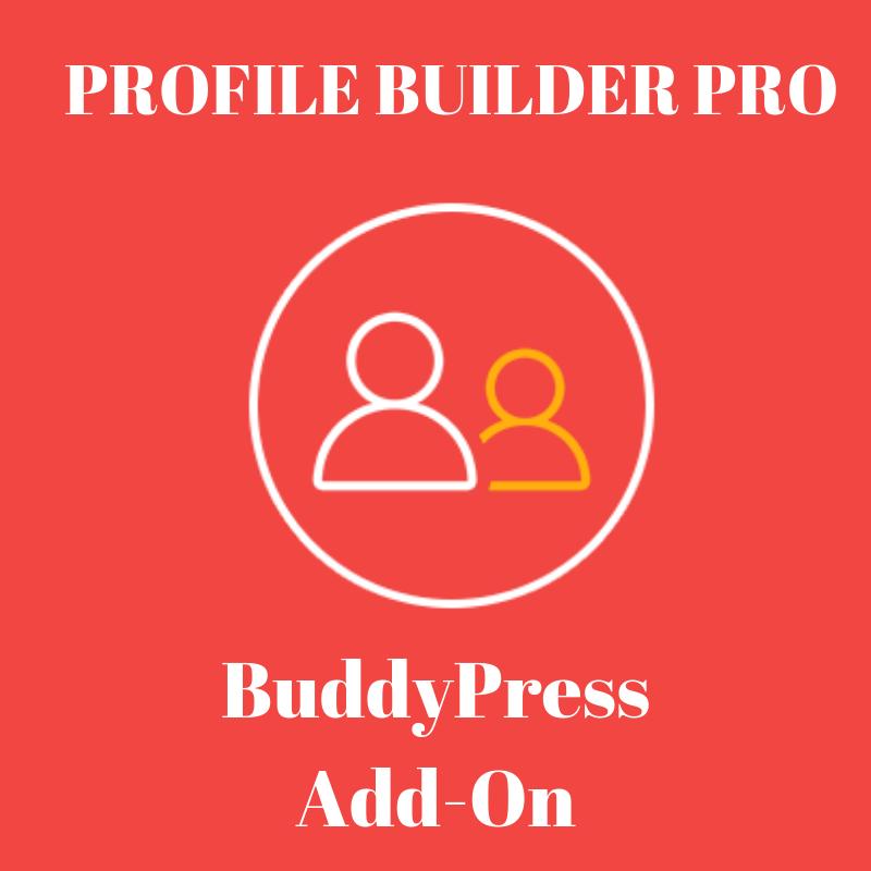 Profile Builder – BuddyPress Add-on 1 0 5